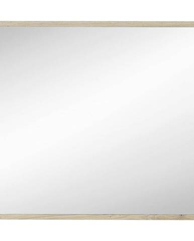 Voleo ZRCADLO, 80/70/3 cm - barvy dubu