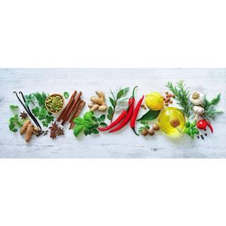 OBRAZ NA SKLE, jídlo & pití, 50/125 cm - vícebarevná