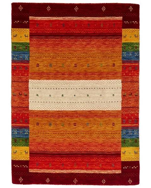 Esposa Esposa ORIENTÁLNÍ KOBEREC, 120/180 cm, vícebarevná, červená - vícebarevná, červená