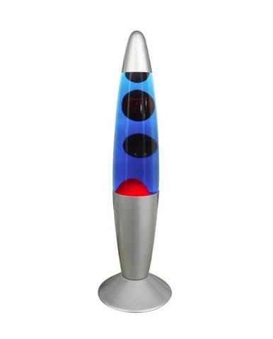 Boxxx LÁVOVÁ LAMPA - modrá, červená