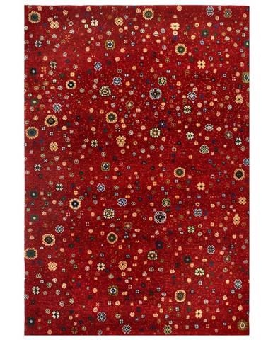 Esposa ORIENTÁLNÍ KOBEREC, 60/90 cm, červená - červená