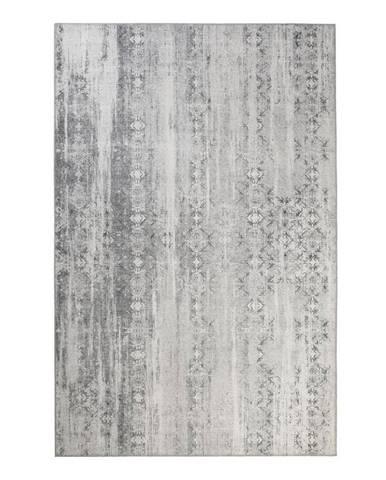 Esprit TKANÝ KOBEREC, 80/150 cm, šedá, bílá - šedá, bílá