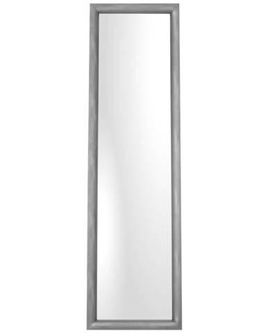 Xora STOJACÍ ZRCADLO, 50/180/42 cm, - antracitová