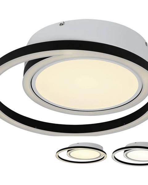 Ambiente Ambiente STROPNÍ LED SVÍTIDLO, 50.5/10,5 cm - černá, bílá