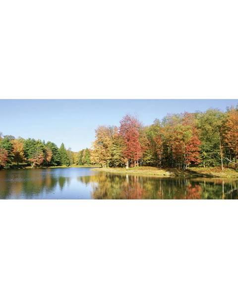 Xora OBRAZ SKLENĚNÝ, krajina & příroda, 33/98/1,40 cm - vícebarevná