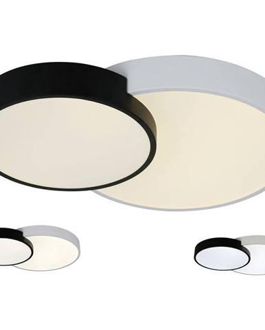 Ambiente STROPNÍ LED SVÍTIDLO, 55/40/12,7 cm - černá, bílá