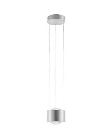 LED ZÁVĚSNÉ SVÍTIDLO, 16/120 cm - barvy stříbra