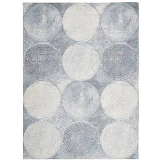 Novel VINTAGE KOBEREC, 160/230 cm, modrá, bílá - modrá, bílá