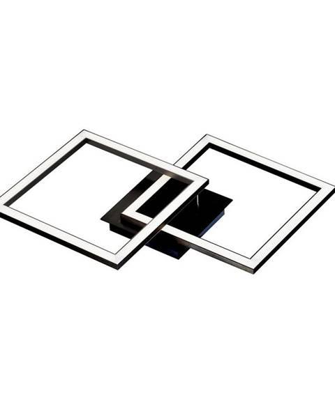 Boxxx Boxxx STROPNÍ LED SVÍTIDLO, 56,7/35/5,5 cm - černá, bílá