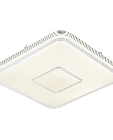 Boxxx STROPNÍ LED SVÍTIDLO, 43/43/6,5 cm - bílá, barvy chromu