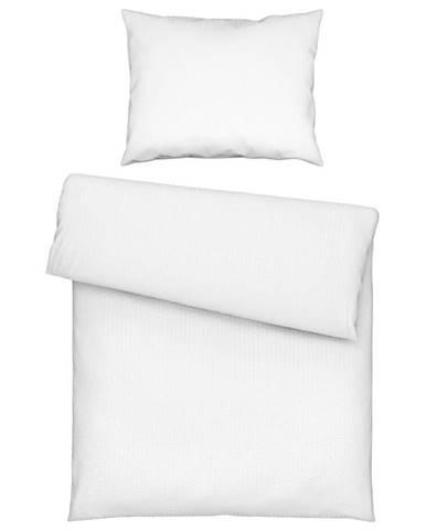 Esposa POVLEČENÍ, krep, bílá, 140/200 cm - bílá