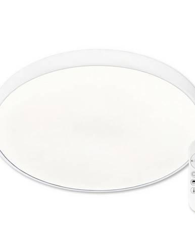 STROPNÍ LED SVÍTIDLO, 40/40/5 cm - bílá