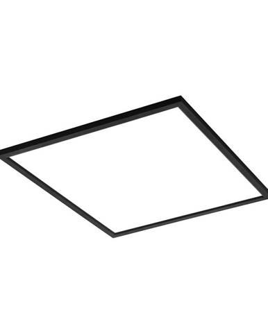 STROPNÍ LED SVÍTIDLO, 59,5/59,5/5 cm - černá, bílá