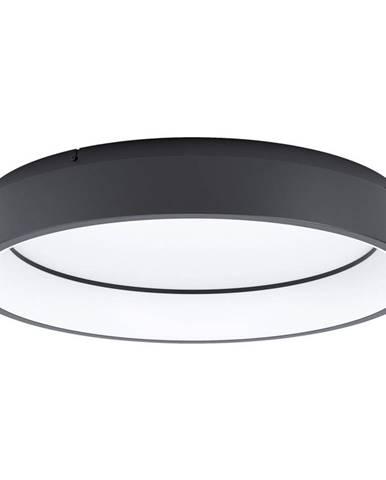 STROPNÍ LED SVÍTIDLO, 60/11 cm - černá, bílá