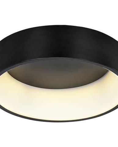 STROPNÍ LED SVÍTIDLO, 60/13 cm - černá