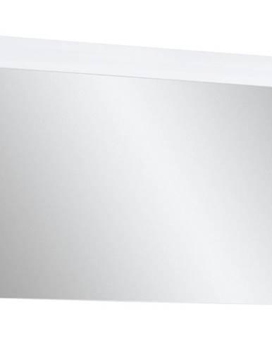Xora NÁSTĚNNÉ ZRCADLO, 89/63/4 cm, - bílá
