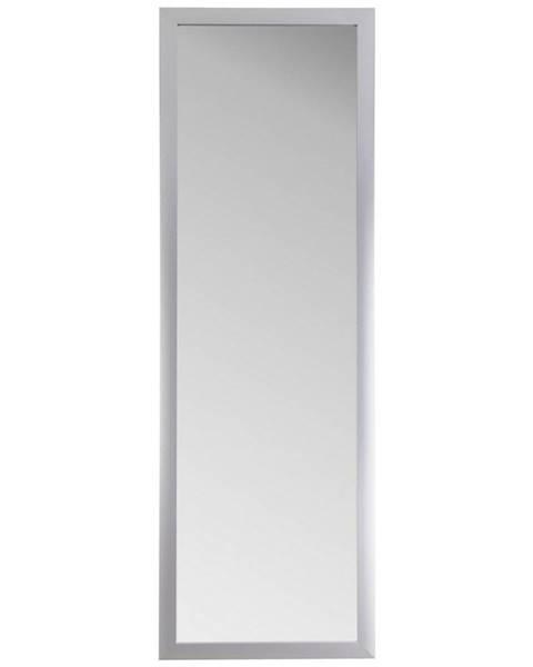 Carryhome Carryhome NÁSTĚNNÉ ZRCADLO, 47/147/1,8 cm, - barvy hliníku