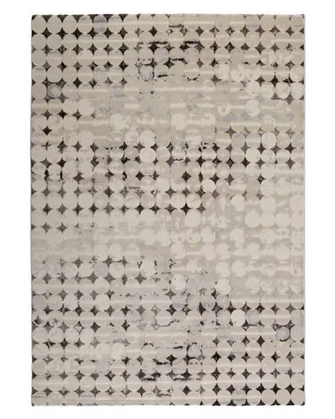Esprit Esprit TKANÝ KOBEREC, 133/200 cm, hnědá, šedohnědá, béžová - hnědá, šedohnědá, béžová