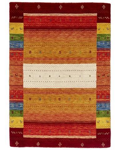 Esposa ORIENTÁLNÍ KOBEREC, vícebarevná, červená - vícebarevná, červená