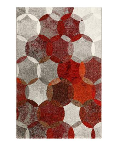 Esprit TKANÝ KOBEREC, 120/170 cm, červená, tmavě červená, vínově červená, červenohnědá - červená, tmavě červená, vínově červená, červenohnědá