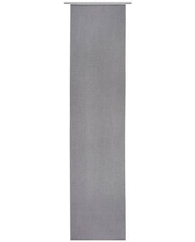 Novel PLOŠNÝ ZÁVĚS, 60/255 cm - šedá