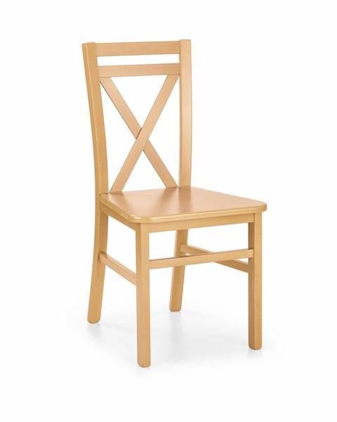Halmar Halmar Jídelní židle Dariusz 2, medový dub