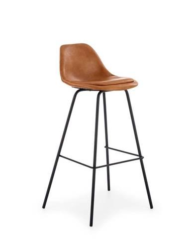Halmar Barová židle H-90, světle hnědá