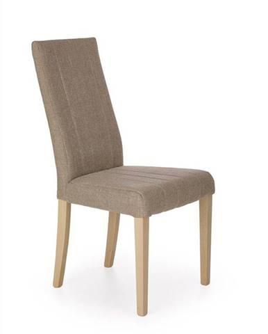 Halmar Jídelní židle DIEGO, dub sonoma/INARI 23