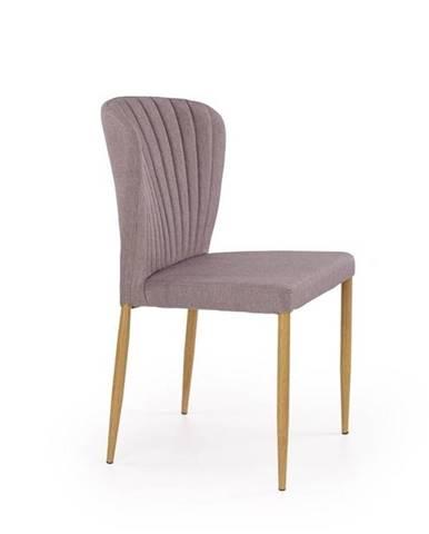 Halmar Jídelní židle K236, šedá