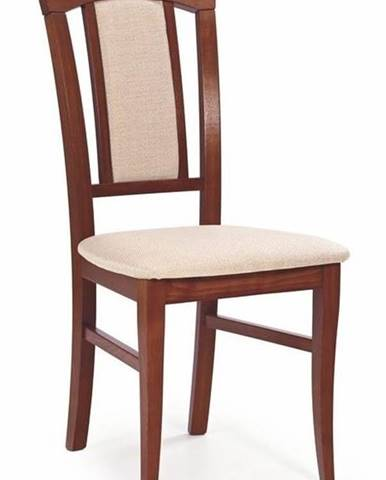 Halmar Jídelní židle Konrad, třešeň