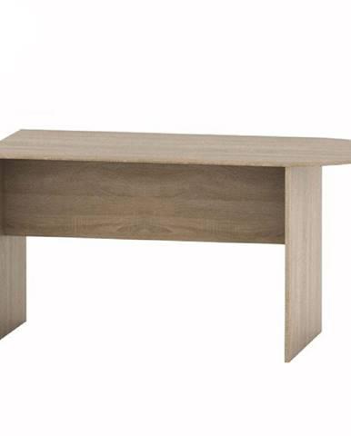 Tempo Kondela Zasedací stůl s obloukem Tempo Asistent New 22, dub sonoma, 150 cm