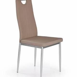 Halmar Jídelní židle K202, cappucino