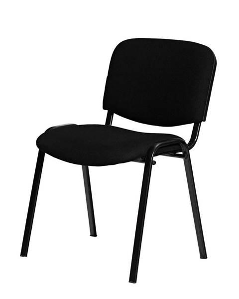 IDEA Nábytek Židle VISI černá K43