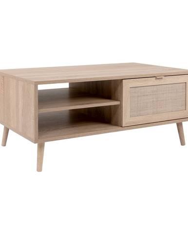 Konferenční stolek BALI 55A dub