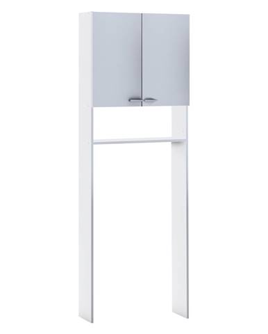 Skříňka na pračku KORAL bílá