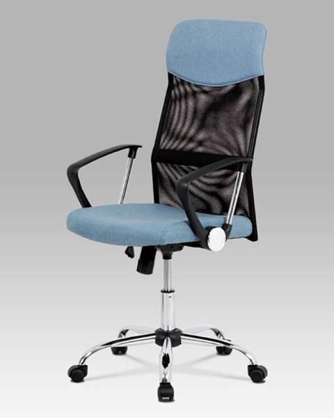 Smartshop Kancelářská židle KA-E301 BLUE, modrá