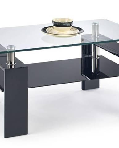 Konferenční stolek DIANA H, černý