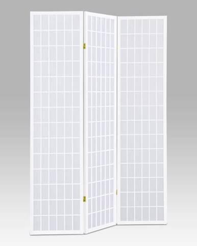 Paraván 3dílný EF-805 WT - bílá