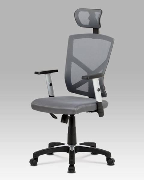Smartshop Kancelářská židle KA-H104 GREY, šedá