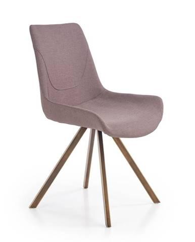Jídelní židle K-290, šedá