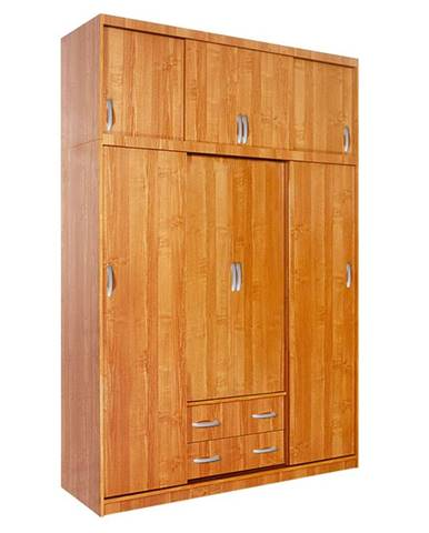 Šatní skříň BERTHA, barva: