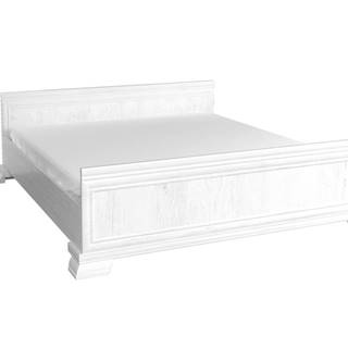 KORA postel KLS 160x200 cm, borovice andersen