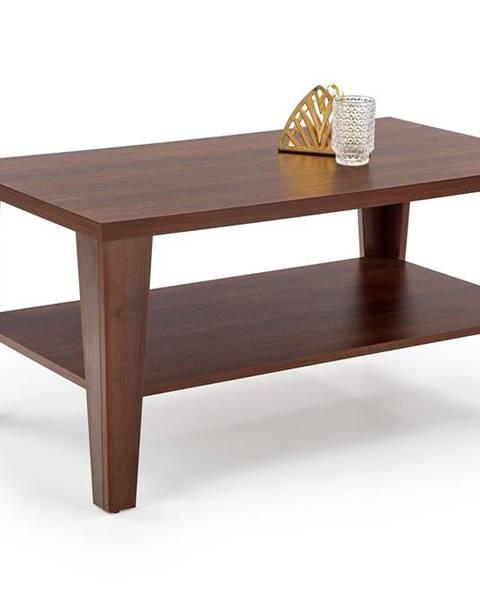 Smartshop Konferenční stolek MANTA, ořech tmavý