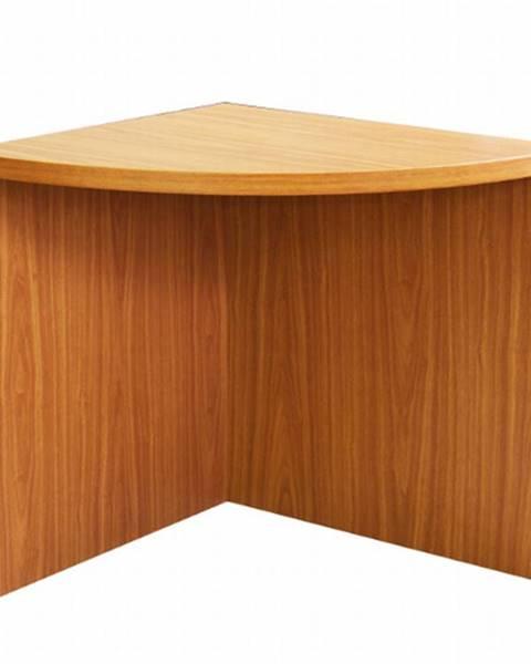 Smartshop OSCAR, rohový obloukový stůl T05, třešeň
