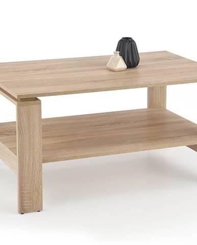 Konferenční stolek ANDREA, dub sonoma