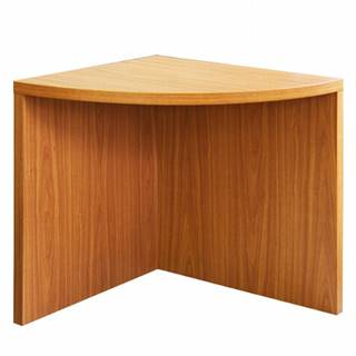 OSCAR, rohový obloukový stůl T05, třešeň