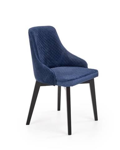 Jídelní židle TOLEDO 3, námořnická modř