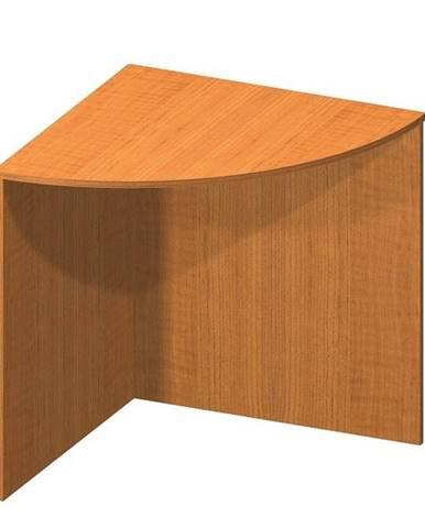 TEMPO AS NEW 024 stůl rohový obloukový, třešeň