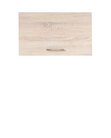 JUNONA LINE, skříňka nad digestoř 50 cm, dub sonoma