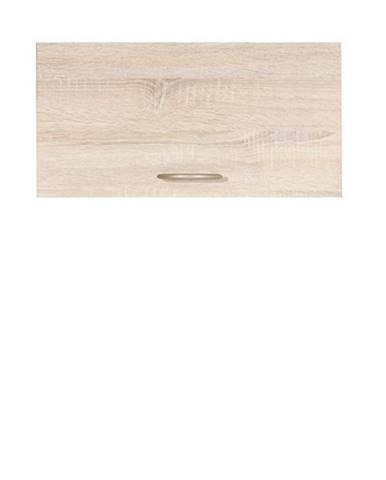 JUNONA LINE, skříňka nad digestoř 60 cm, dub sonoma